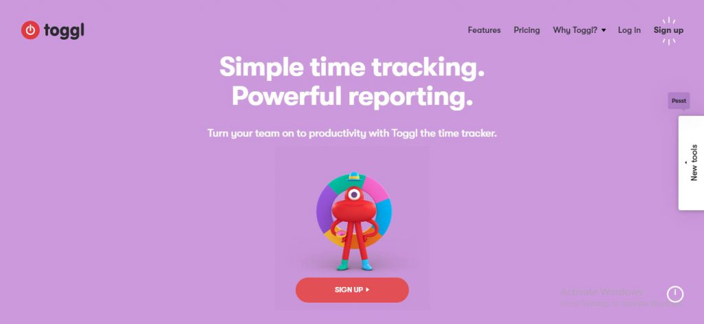 free attorney time tracking software toggl