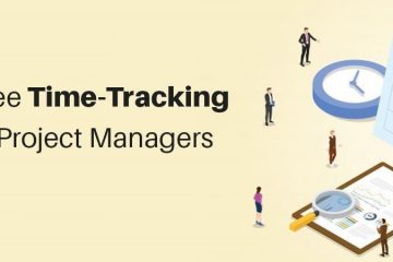 project time tracking app