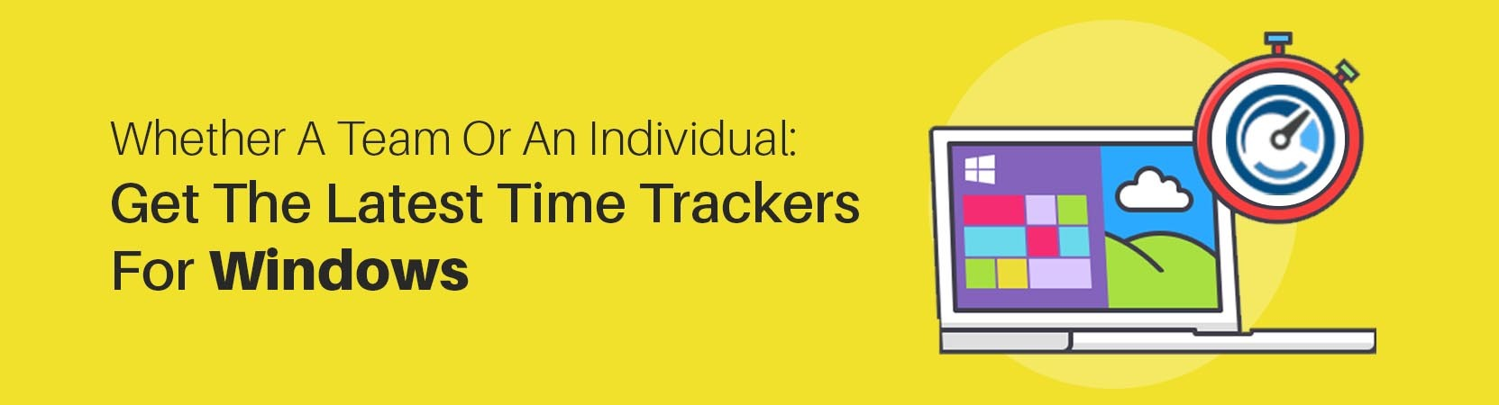 time tracking software for windows