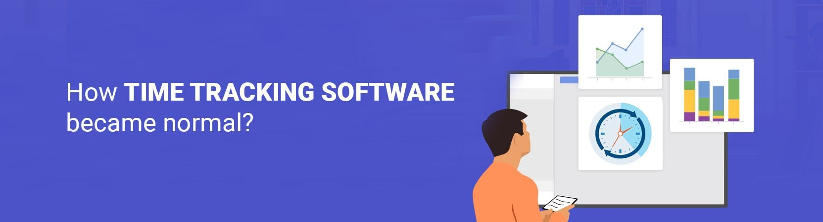 time tracking software need