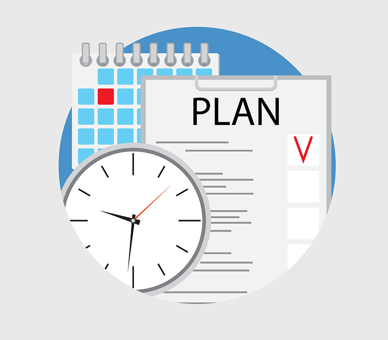 FOLLOW A STRICT, DISCIPLINED SCHEDULE