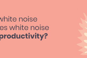 focus mind white noise