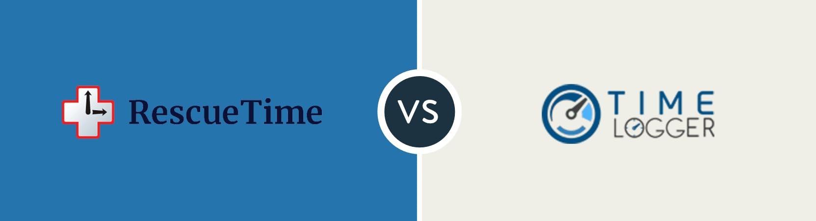 timelogger vs rescuetime